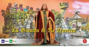 Giostra di re Quercia_locandina web